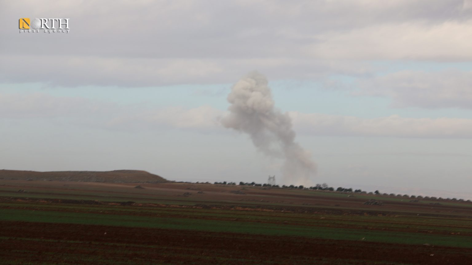 Shelling of Northwest by Government Syria
