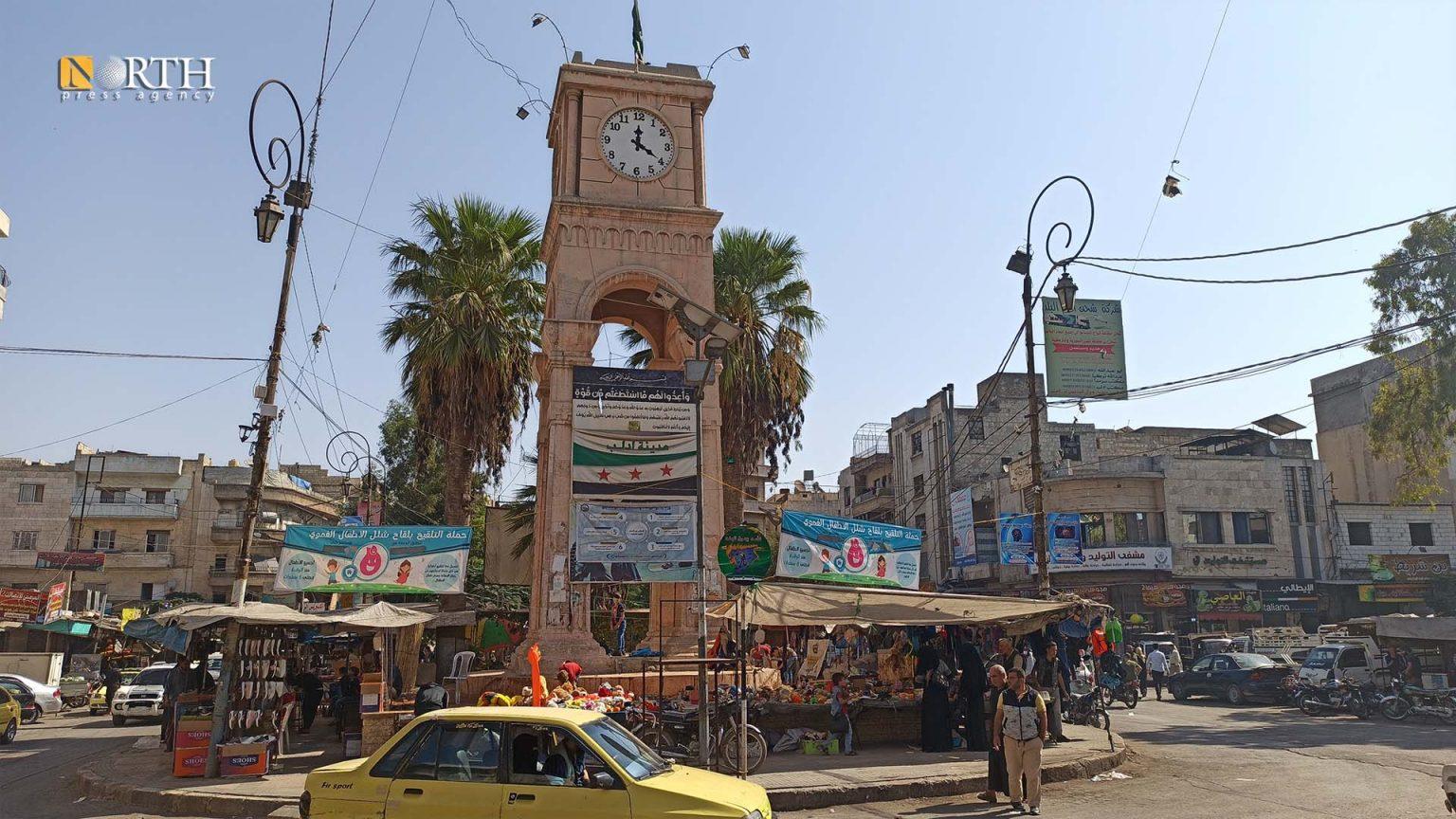 Hayat Tahrir al-sham HTS freedom journalits Syria
