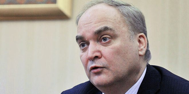 Russia and the U.S. Experts Hold Constructive Dialogue on Syria: Antonov
