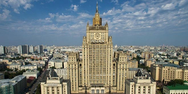 Resolution 2585 includes provisions to improve the economic and social situation in Syria, says Moscow Russia