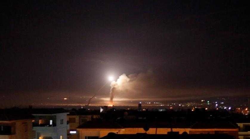 Russia Confirms Israel Bombing of Iranian Stronghold in Syria
