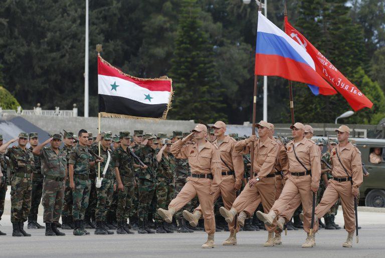 Russia Open Naval School in Tartous