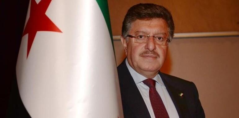Salem al-Meslet Opposition Pessimism Opposition President