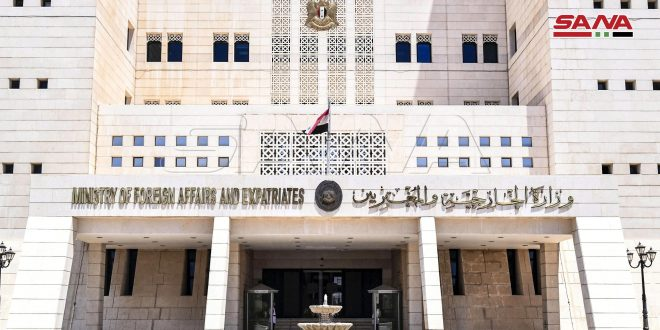 Syria Condemns the U.S. Disinformation Campaigns Against Cuba