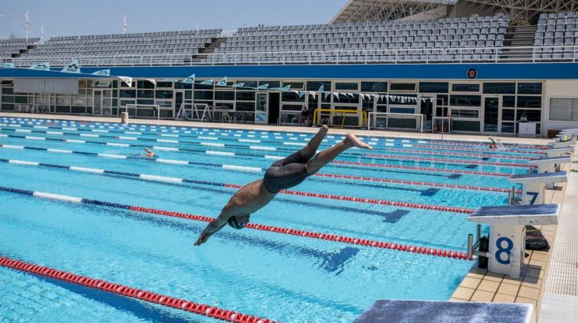 Syrian Refugee Swimmer Makes His Mark at the Paralympics