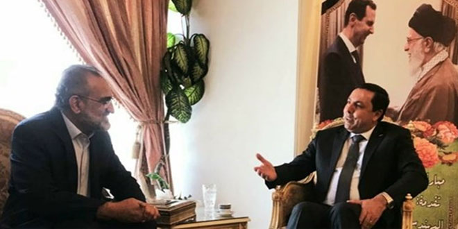 Talks Between Syria and Iran to Enhance Cultural Cooperation