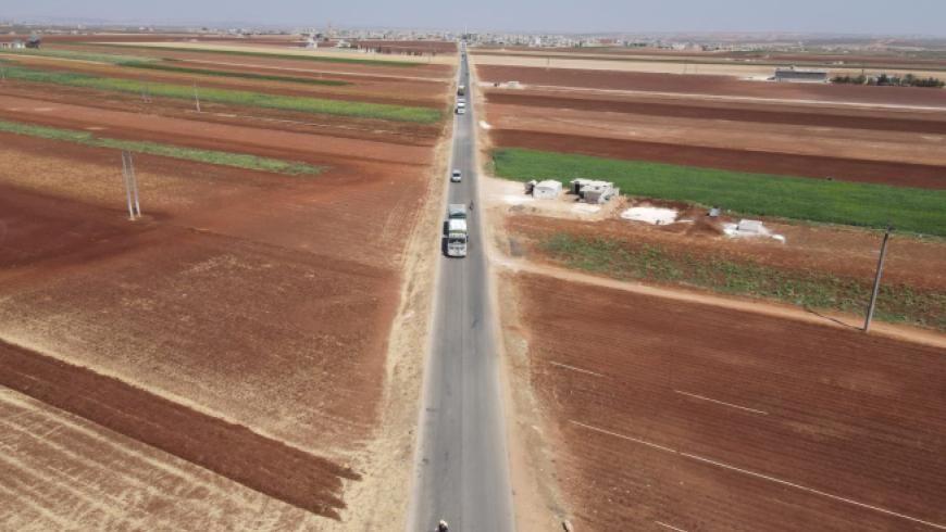 What Does the Syrian Regime Gain from Channeling Aid Through Idleb?