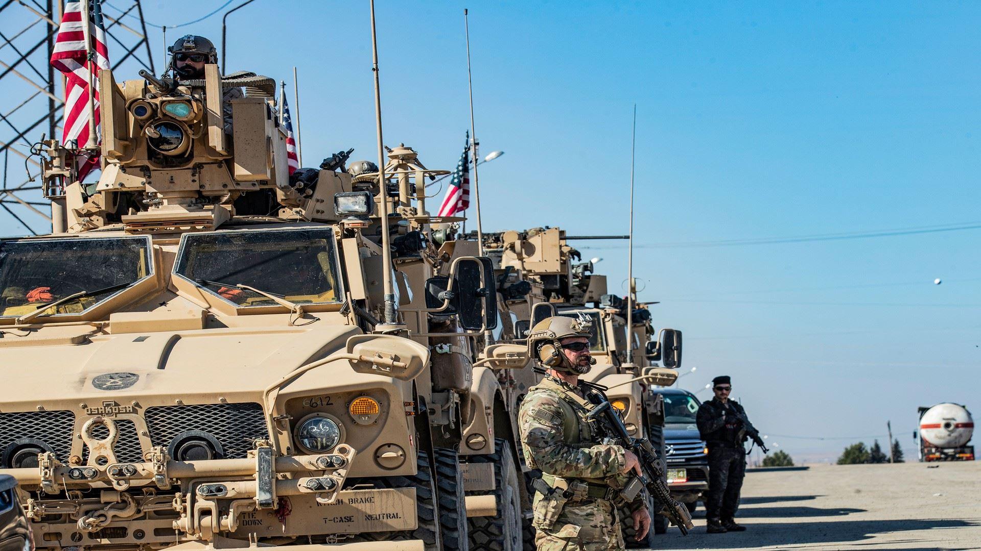 U.S. Seeks to Form Proxy Arab Militias