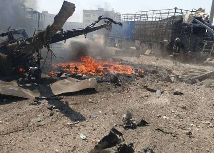 Car Bomb Hits Border Town of Azaz, Seven Wounded
