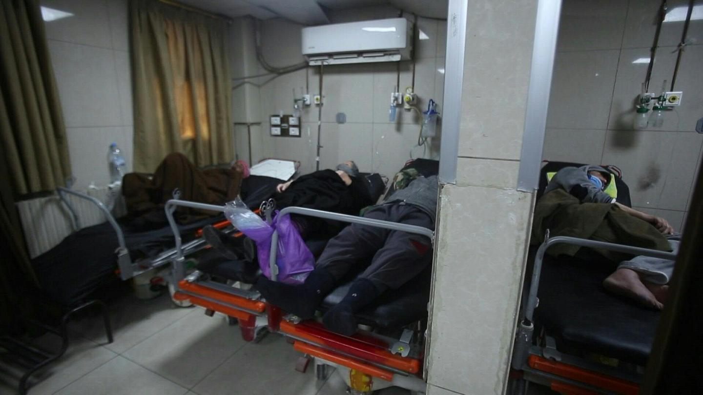 The Director of a Hospital Warns of a Fourth Coronavirus Wave in Syria