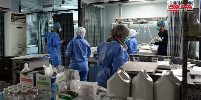 In Syria, Coronavirus is Declining