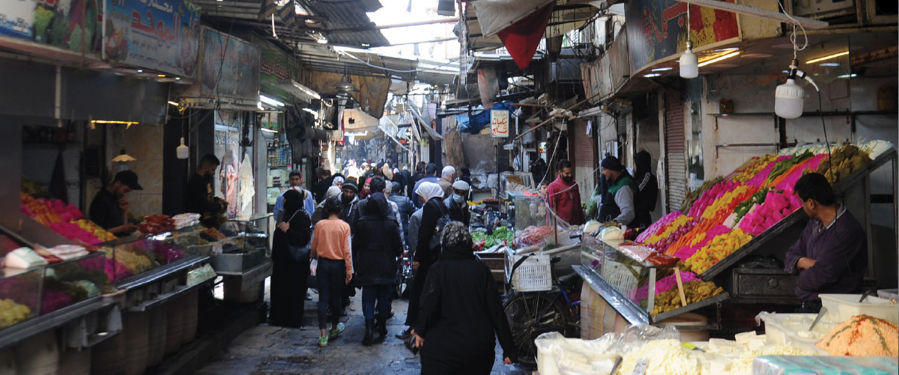 Electricity Problem Led to Change in Consumption Habits in Syria