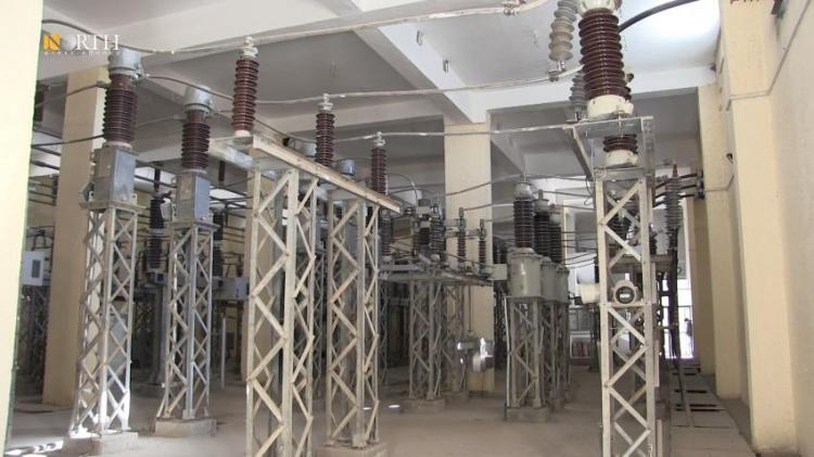 IED Exploded Inside Power Station in Raqqa