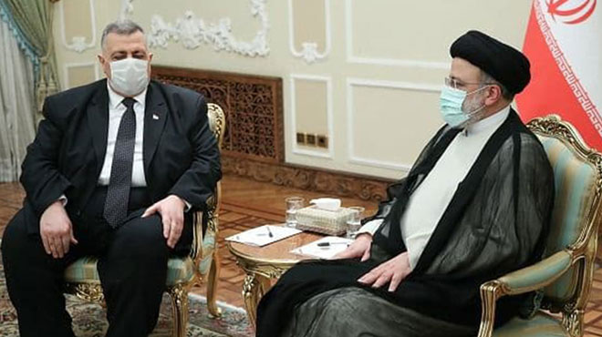 Sabbagh Congratulates Raisi on His Assumption of Power