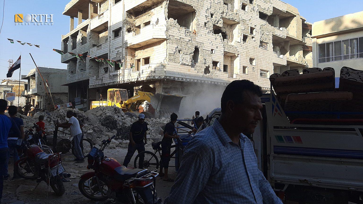 Iran seeks Demographic Change in Daraa: Syrian Politician