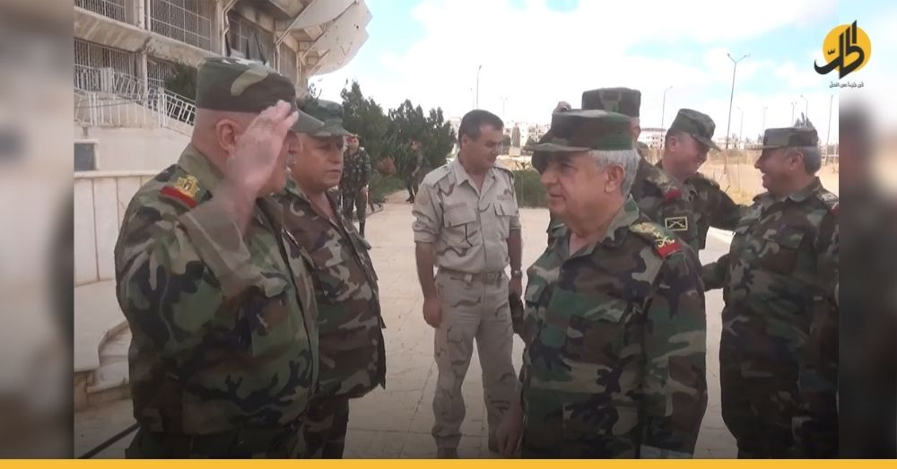 Analyst: Russian Officer Expelled Syrian Defense Minister from Daraa