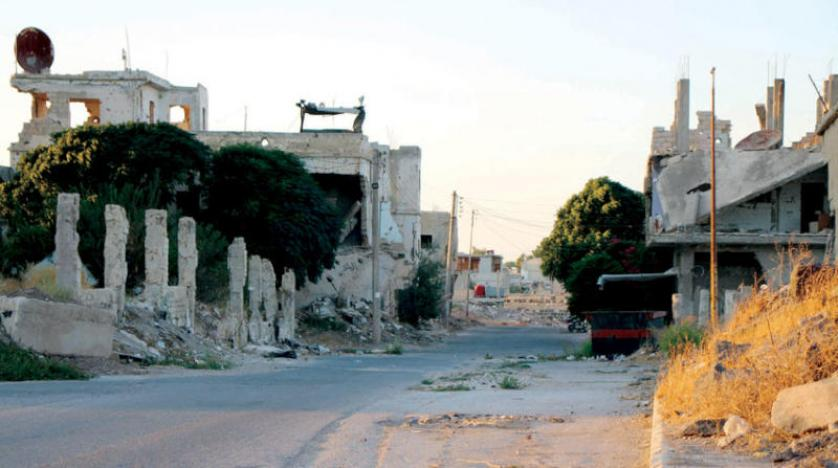 Opposition Discusses Situation in Daraa with Representatives of Central Committee and Revolutionary Forces
