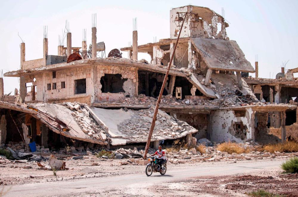 Damascus's False Reconciliation Failed in Daraa