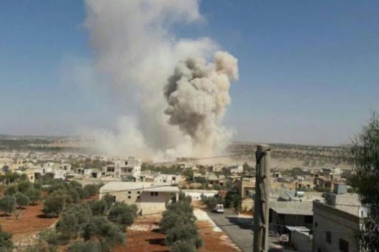 Shelling Between Turkish-Backed and Kurdish Fighters, Five Civilians Dead