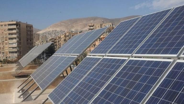 Solar Energy: New Gateway for Assad Cronies in Syria