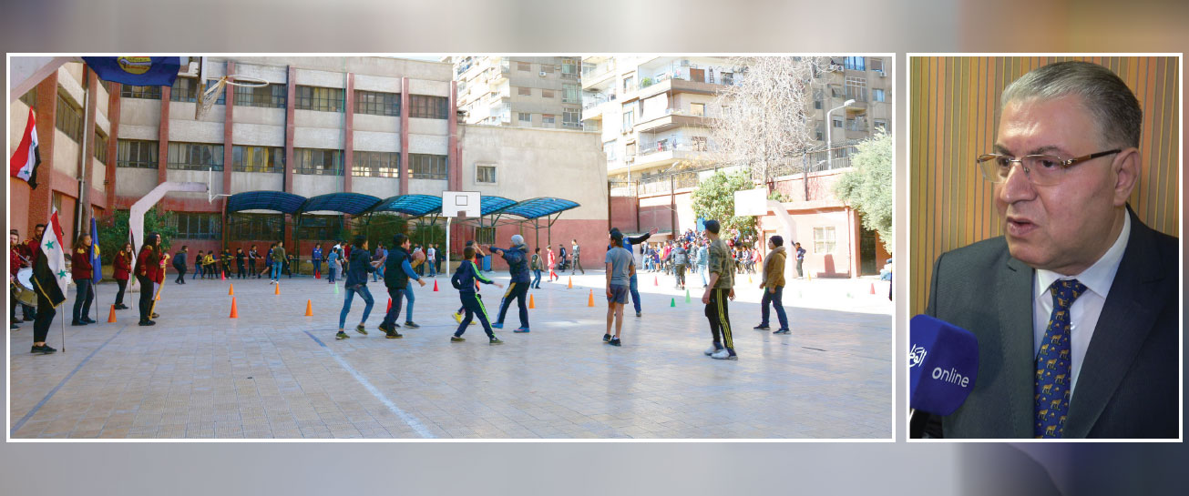Minister of Education: Syrians will Learn Compassion, Tolerance, and Acceptance