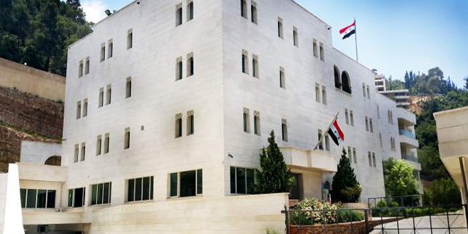 Syrian Embassy in Beirut Refutes Claims About Disappearing Persons