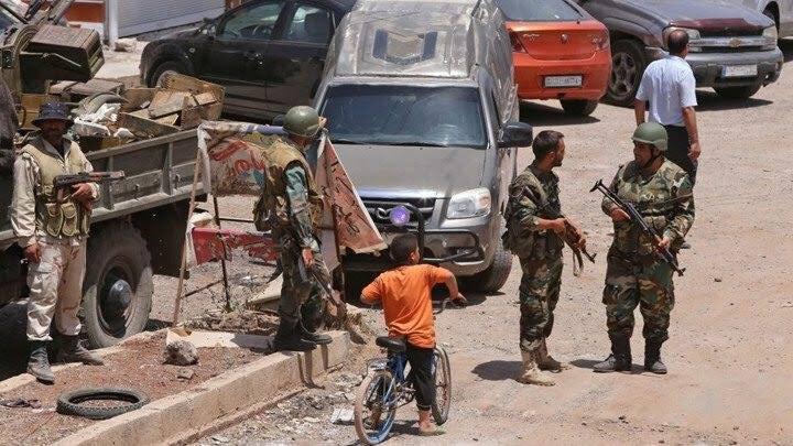 Daraa al-Balad Witnesses Displacement Amid Tensions