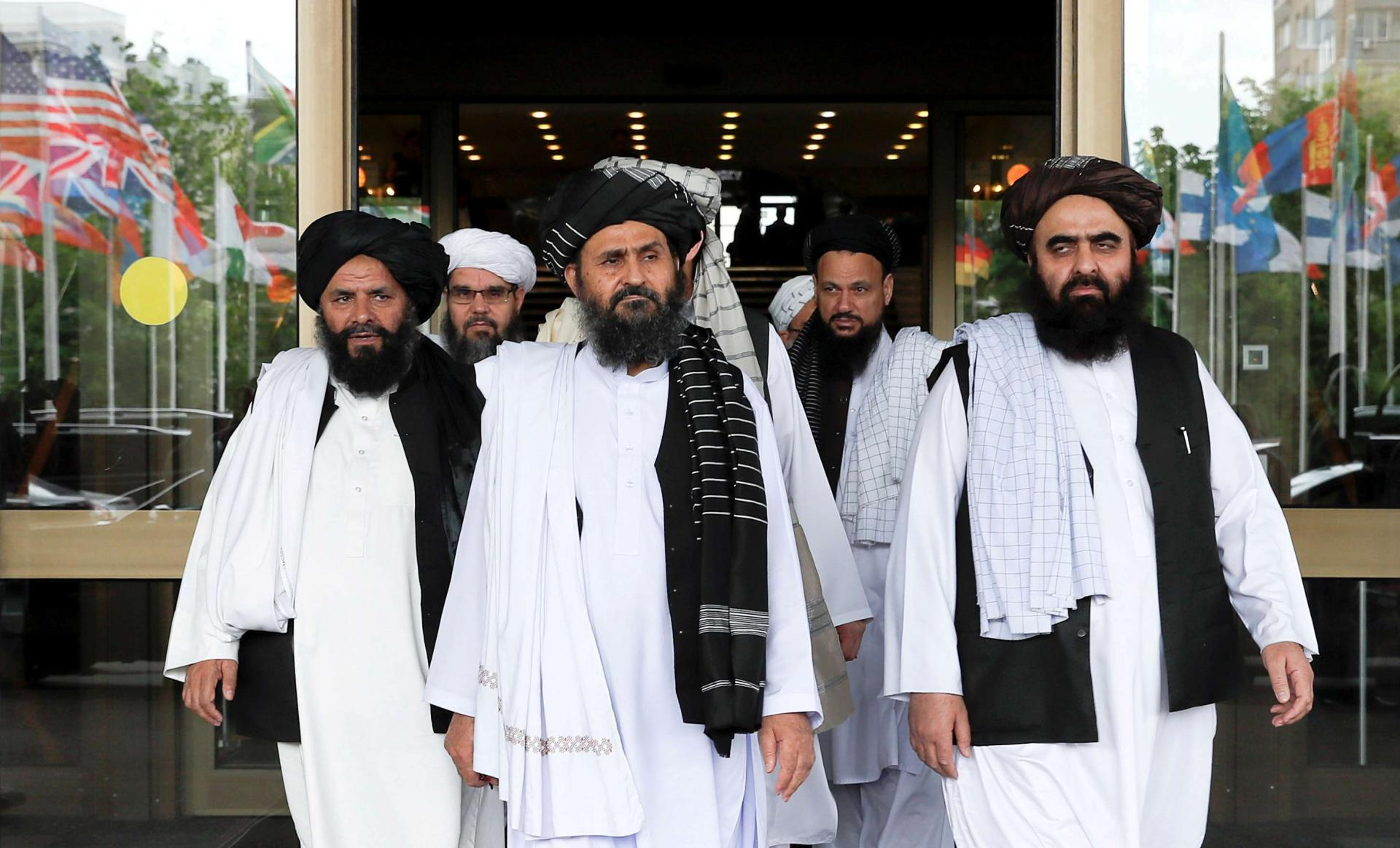 Tahrir al-Sham Issues Statement About Taliban Rise to Power in Afghanistan