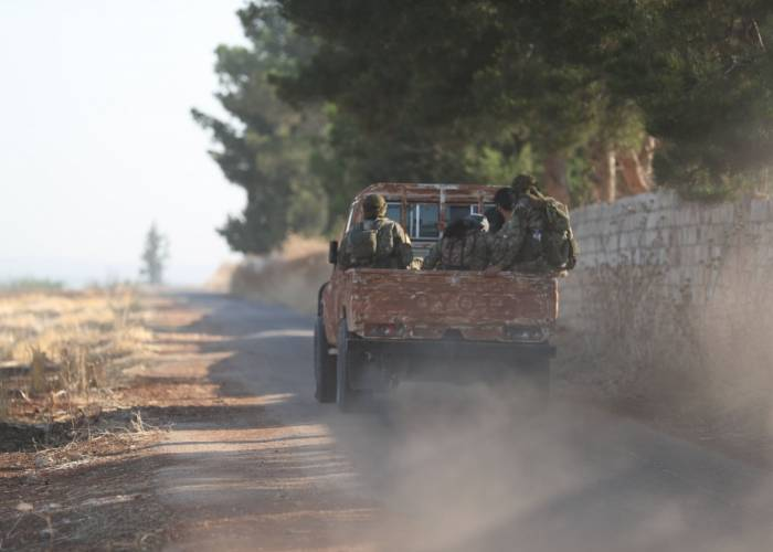 Military Tension Between Opposition Factions in the Afrin Countryside