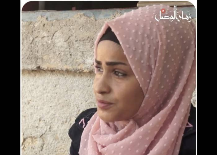 Thanaa al-Hussein, Palestinian Survivor of Sednaya: Video Testimony