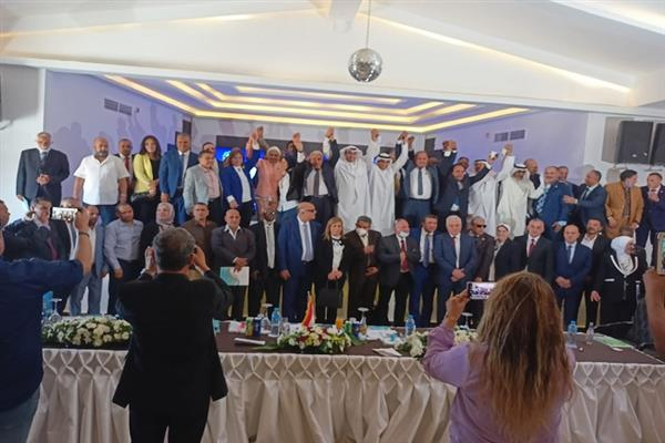 President of the Syrian Workers' Union Elected as Secretary-General of the International Federation of Arab Trade Unions