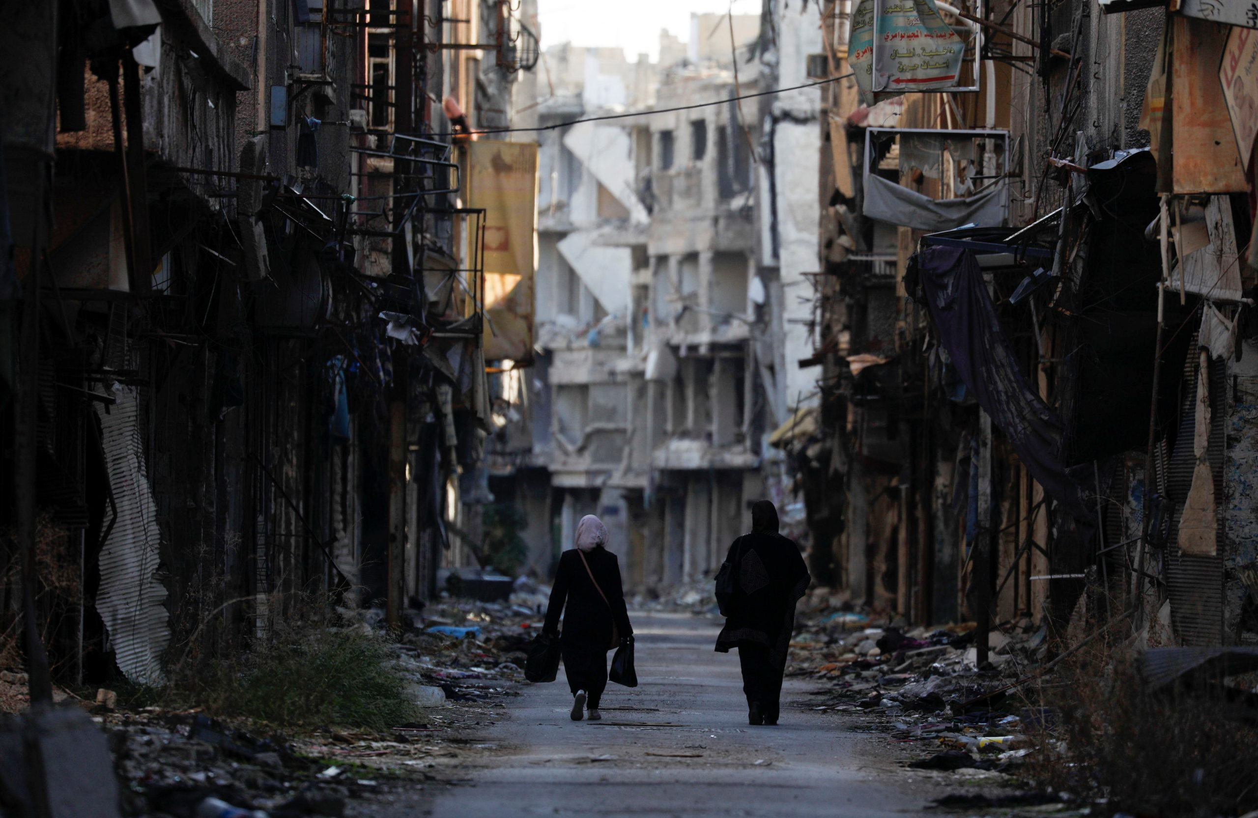 Two Tracks to Bring About a Political Settlement in Syria