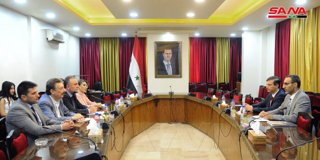 Ambassador: Venezuela Ready to Participate in the Reconstruction of Syria