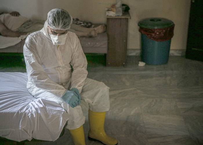COVID-19 Infections on the Rise in Northwestern Syria, 12 Dead