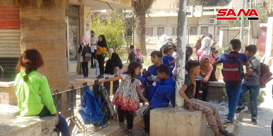 Students in Hassakeh Suffer as SDF Seize Schools