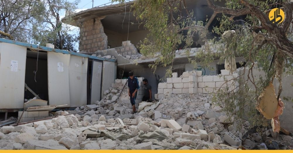Syrian Army Deprives Thousands in Idleb Countryside of Medical Services