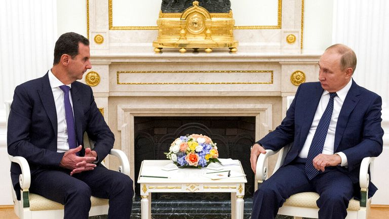 What Does the Summit Between Assad and Putin Involve?