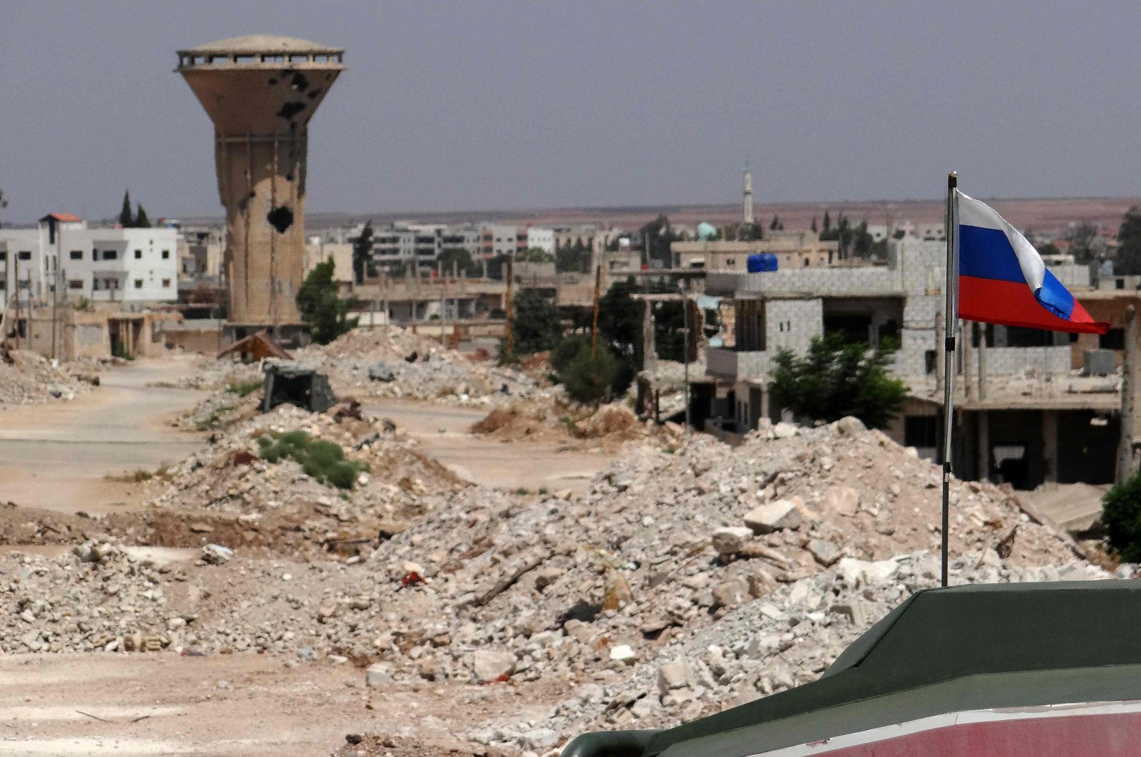 Assad Regime Escalates Attacks on Daraa Despite Truce