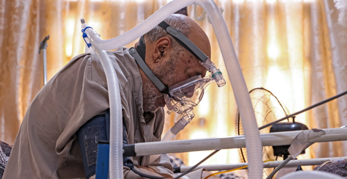 War-Ravaged Syrian Rebel Area Struggles with Virus Surge