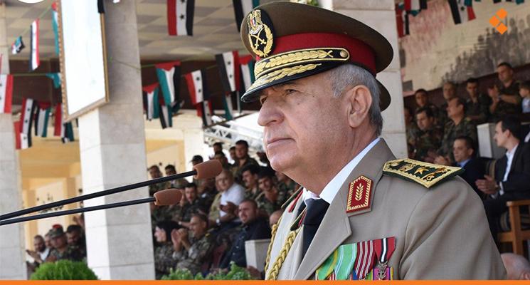 Jordanian Website: Syria Defense Minister in Jordan Within Days