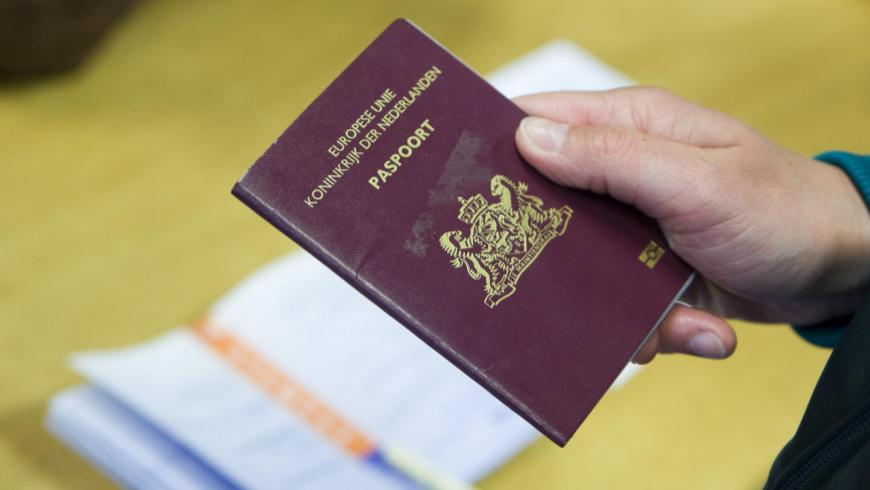 One-Third of Syrians in the Netherlands Have Obtained Citizenship