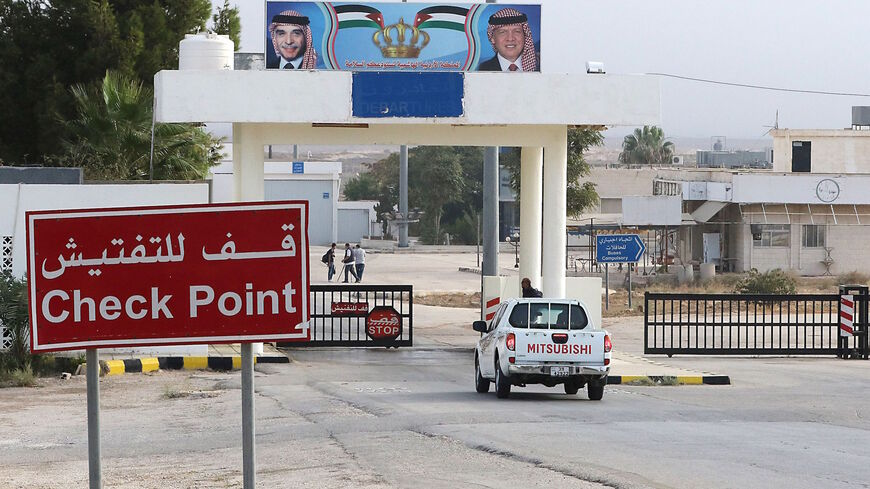 Jordan to Reopen Border Crossing with Syria