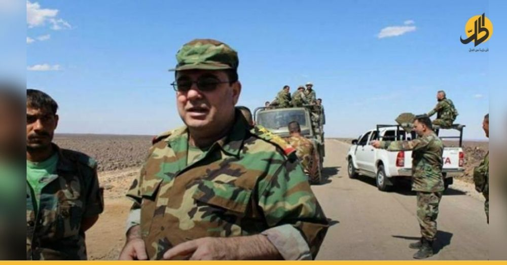 Head of Military Security Branch Insulted at Checkpoint in Daraa