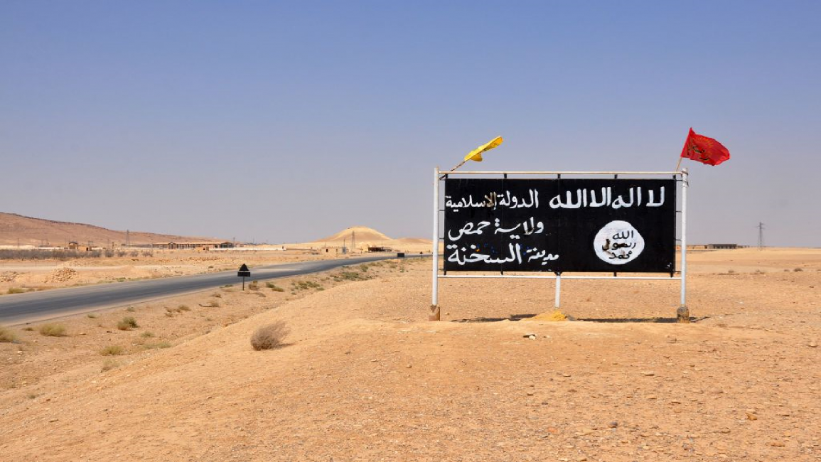 IS Attacks in Syrian Desert Kill Pro-Regime Militia Fighters