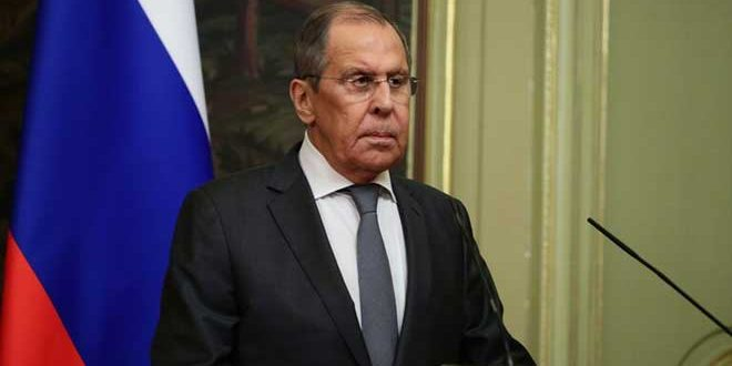 Lavrov Hopes to Resume the Constitutional Discussion Committee in Syria