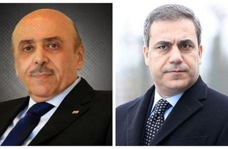 Turkish Media Reveals Meeting Between Hakan Fidan and Ali Mamlouk