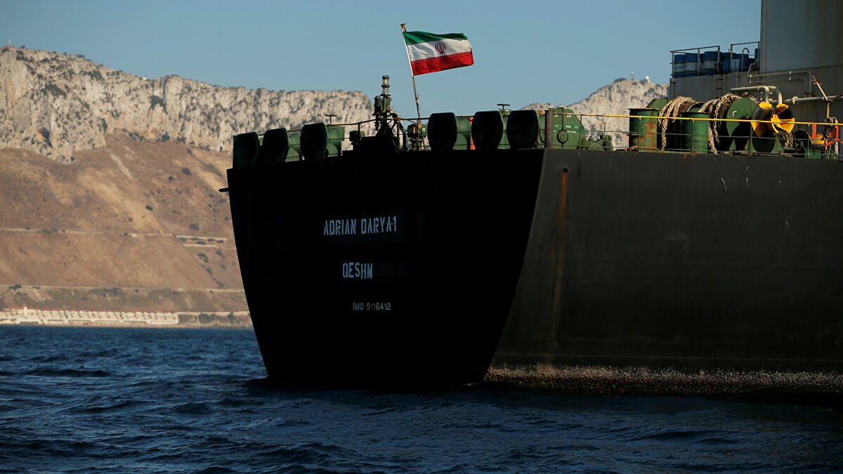 Iranian Ship Loaded with Oil Enters Syrian Waters for Lebanon