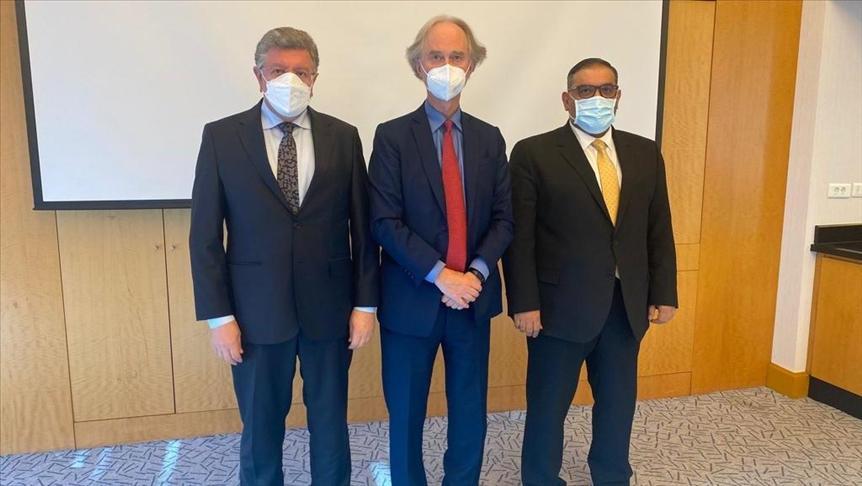 Source Explains Details of Pedersen's Meeting with Opposition Delegation