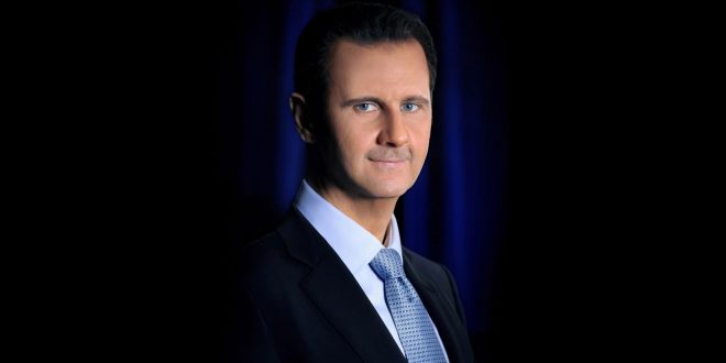 President Assad Offers Financial Grant to the Wounded of Military Operations