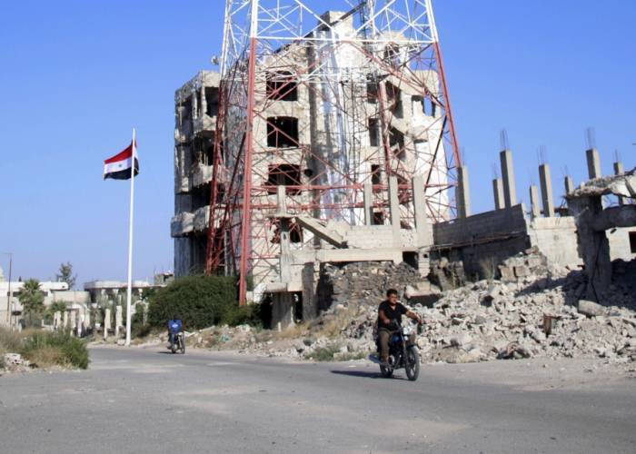 Qatar Condemns Syria Regime Attack on Daraa